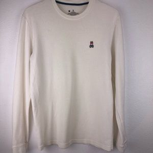 Psycho Bunny Cream Thermal